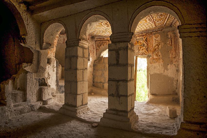 Cappadocia Guesthouse Trail
