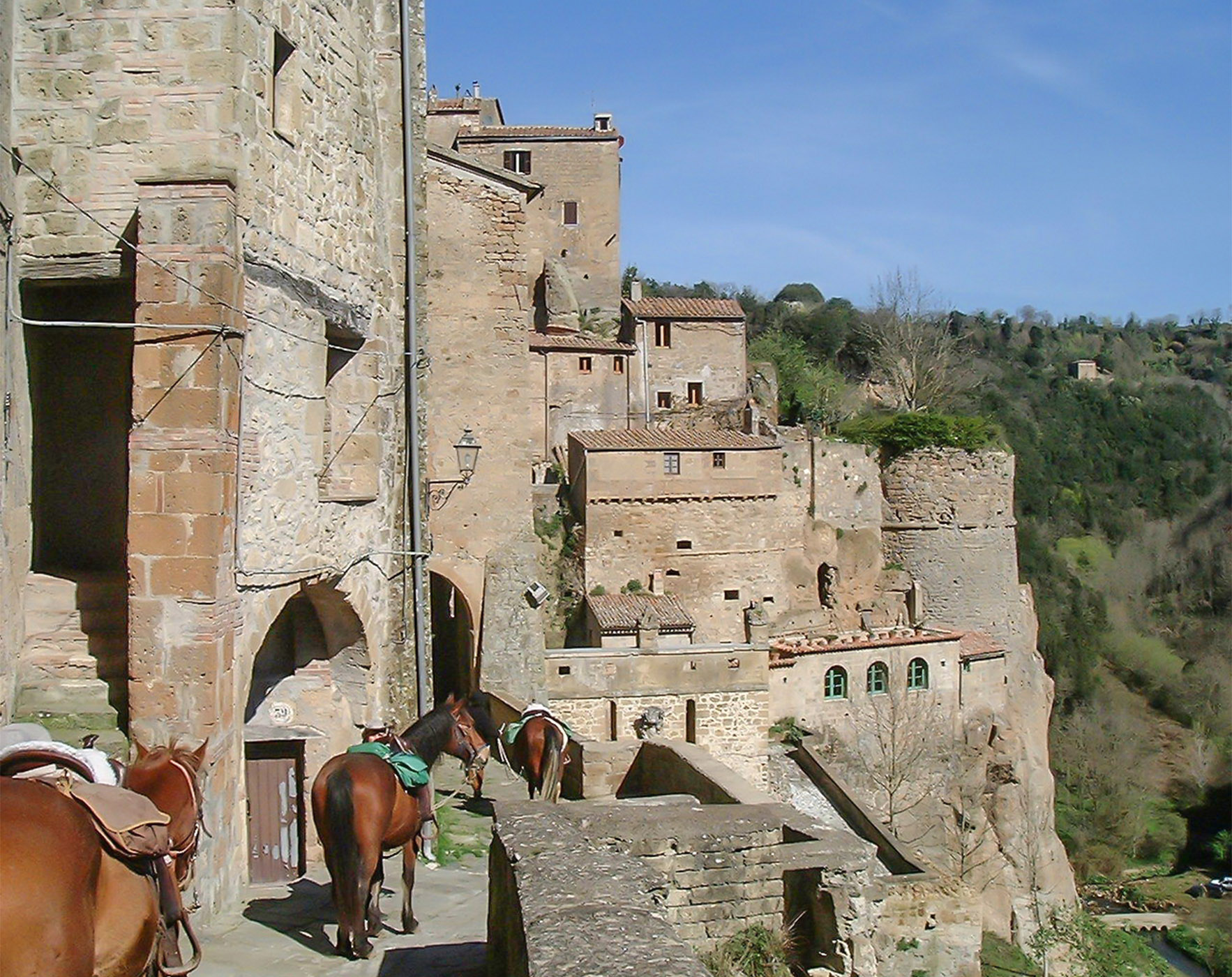 Etruscan Trail Tuscany