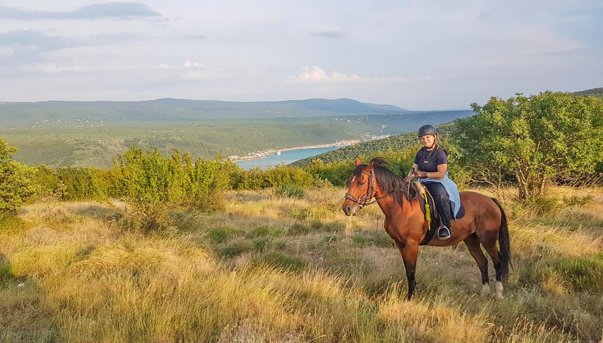 Istria Mountain and Beach Trail