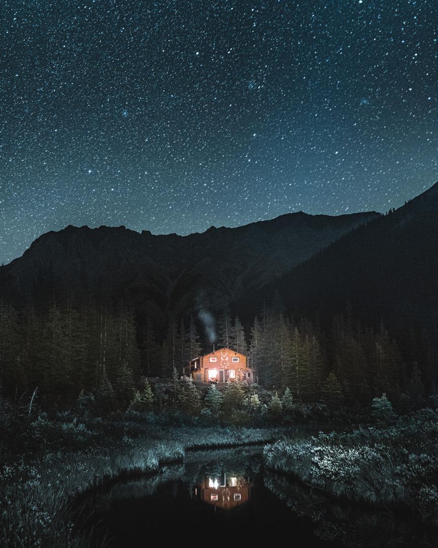 Canadian Rockies Lodge Trail