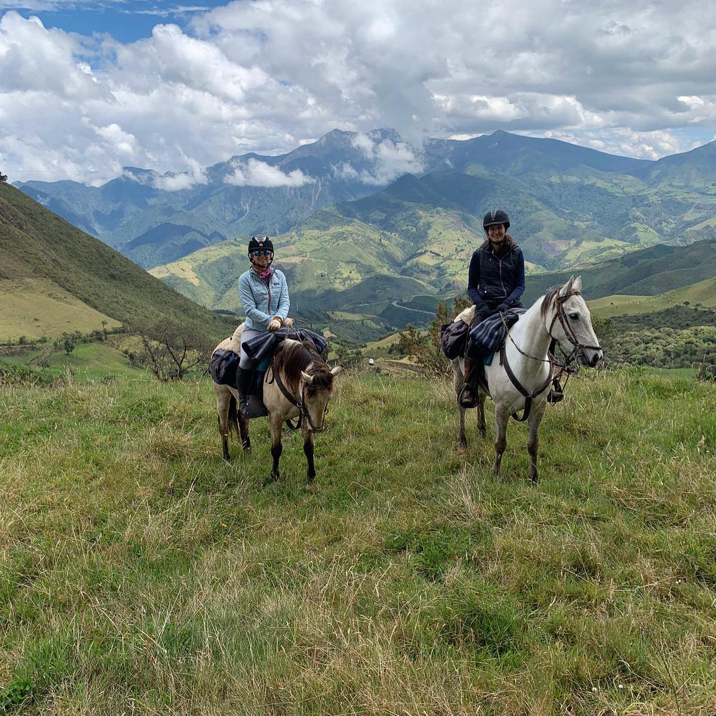 Avenue of the Volcanoes Trail - Horse Riding Holidays in Ecuador